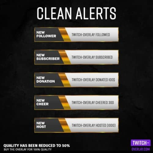 Feature image for the Clean Stream Alters for Twitch