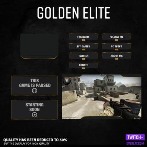 Feature Image für das Golden Elite Streaming Bundle